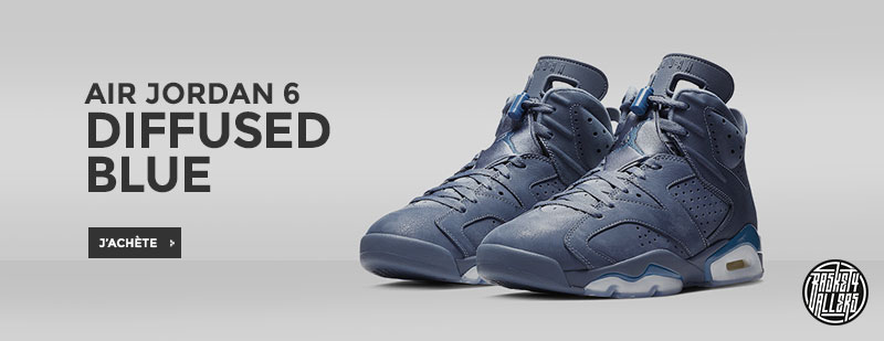 Air Jordan 6 Diffused Blue Jimmy Butler