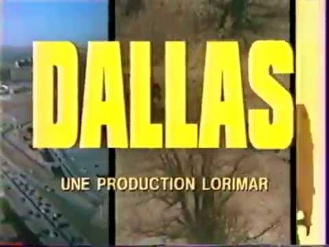 dallas série tv