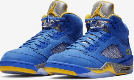 Air Jordan 5 Laney JSP Varsity Royal