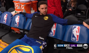 Klay Thompson warriors