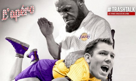 LeBron James lakers Luke Walton