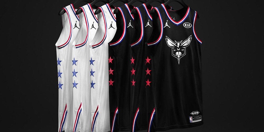 Maillot All-Star Game 2019