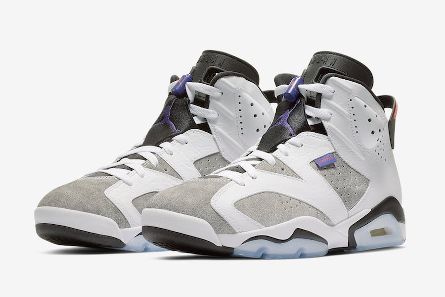 Air Jordan 6 retro LTR Couture Flint
