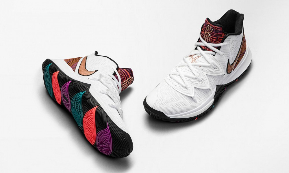 Nike Kyrie 5 BHM Black History Month