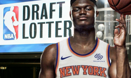 Zion Williamson Knicks Lottery