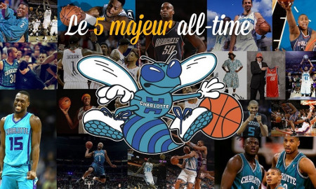 Hornets 5 Majeur