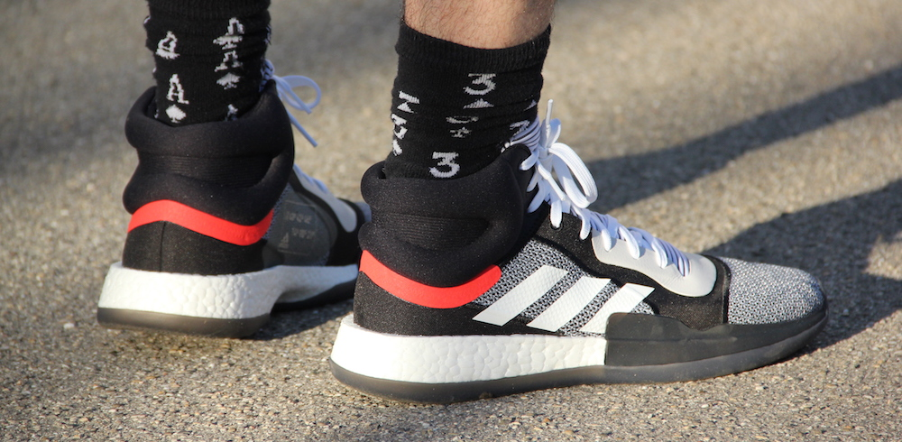 Adidas Marquee Boost Hoops I test It Again