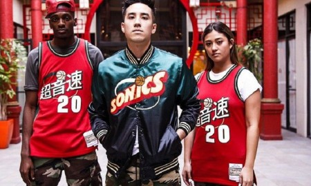 Mitchell & Ness Chinese New Year