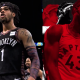 d'angelo russell pascal siakam nets raptors