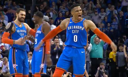 thunder westbrook