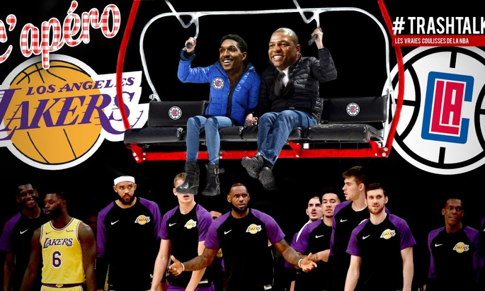 clippers vs lakers miroir dis moi qui est la plus belle ap ro trashtalk. Black Bedroom Furniture Sets. Home Design Ideas