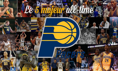 Pacers 5 majeur
