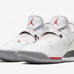 Air Jordan 33 Low SE White Gym Red