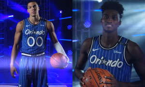 orlando magic aaron gordon jonathan isaac