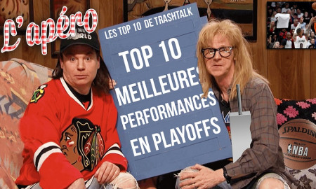 Top 10 Performances Playoffs