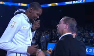 Joe Lacob Kevin Durant