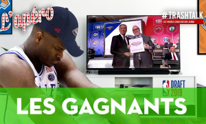 Lottery gagnants