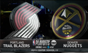 Nuggets Blazers