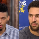 Danny Green Klay Thompson