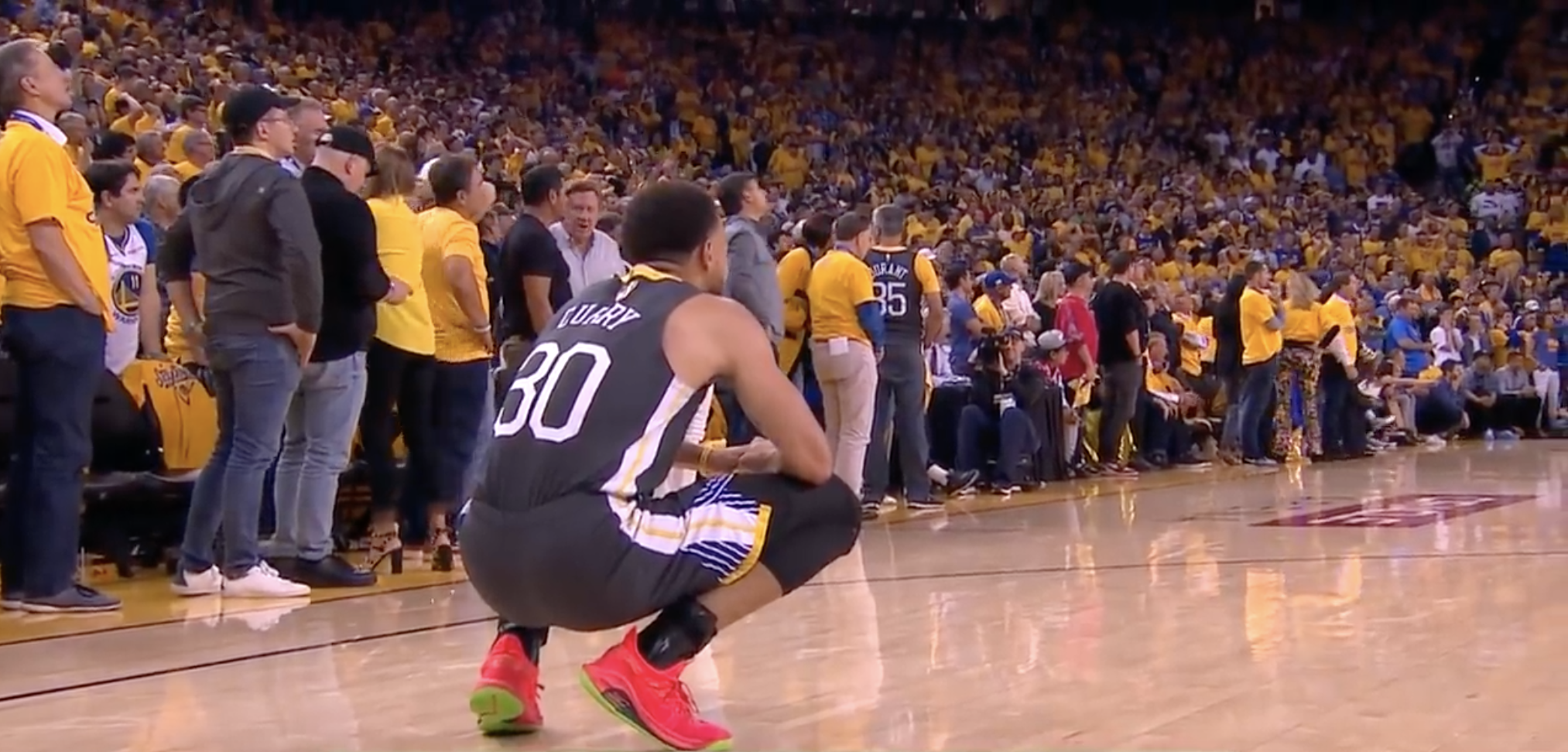 Stephen Curry Finals