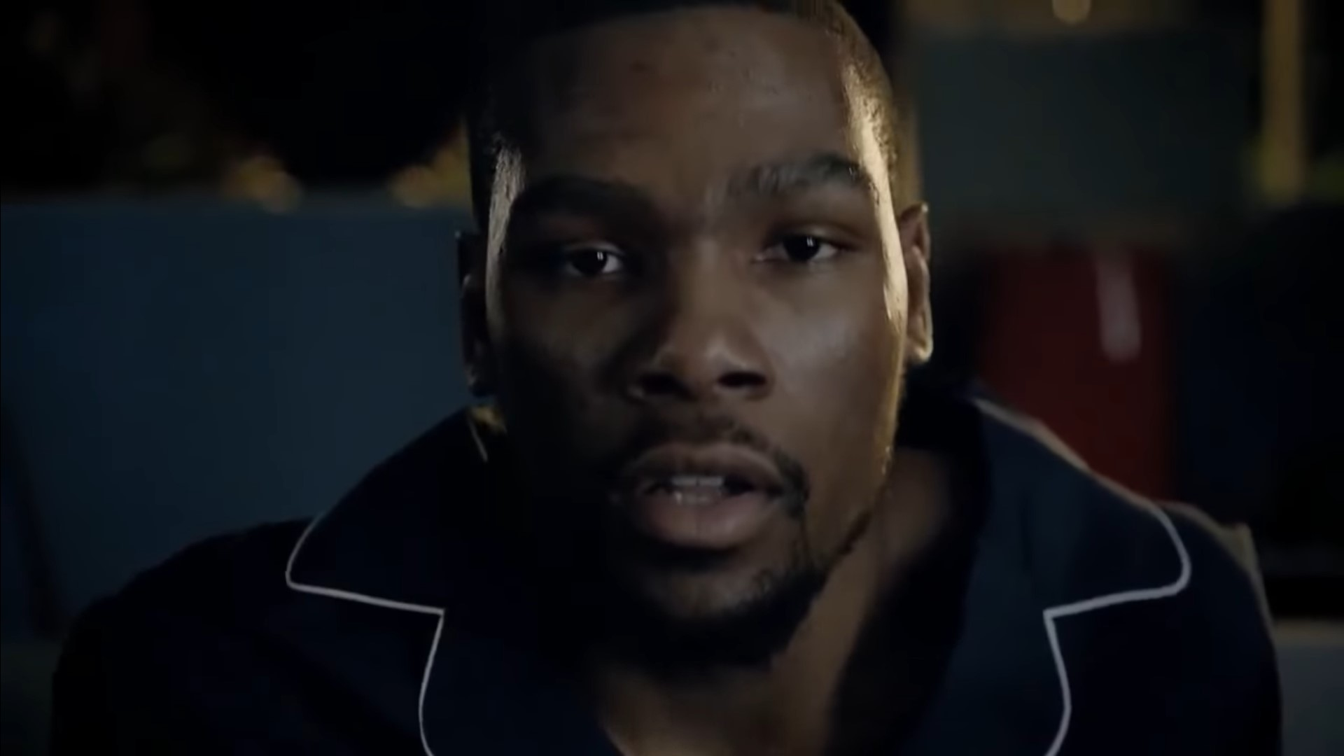 Kevin Durant out