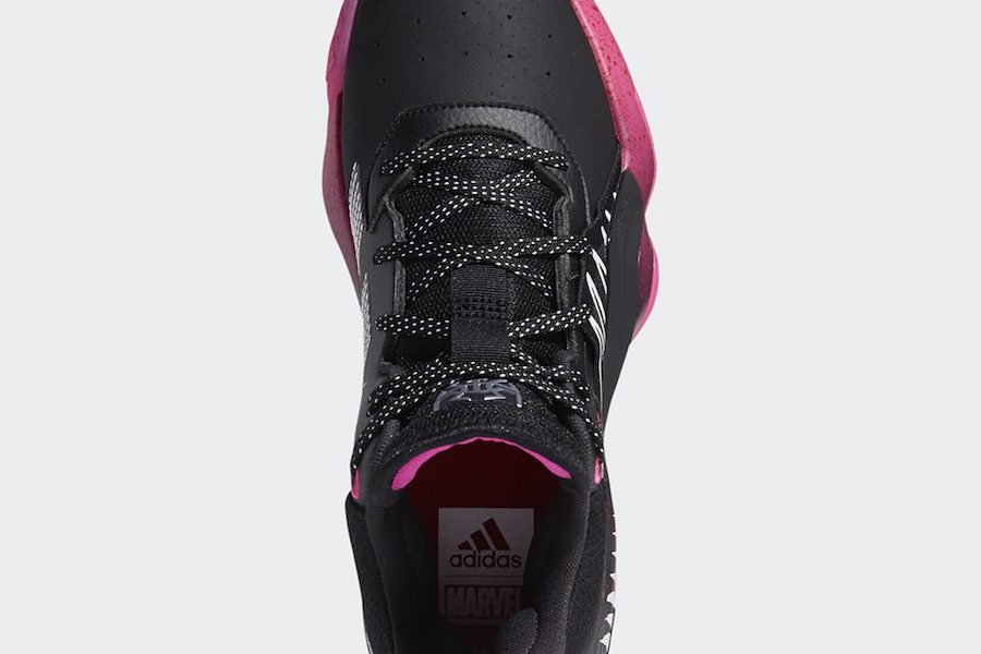 adidas D.O.N. Issue #1 Symbiote Spider-Man