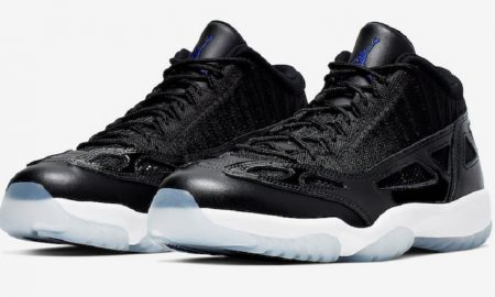 Air Jordan 11 Low IE Space Jam