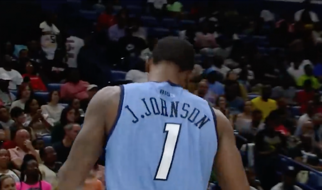 Joe Johnson Big3