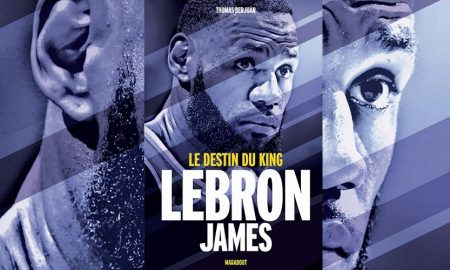 LeBron James - Le destin du King Couv