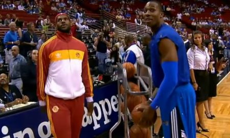 Dwight Howard LeBron James