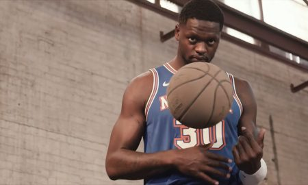 Julius Randle Knicks