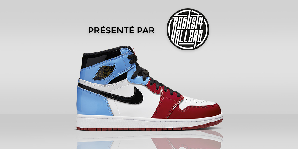 Air Jordan 1 Retro High OG Fearless : il y a 10 ans, Jojo