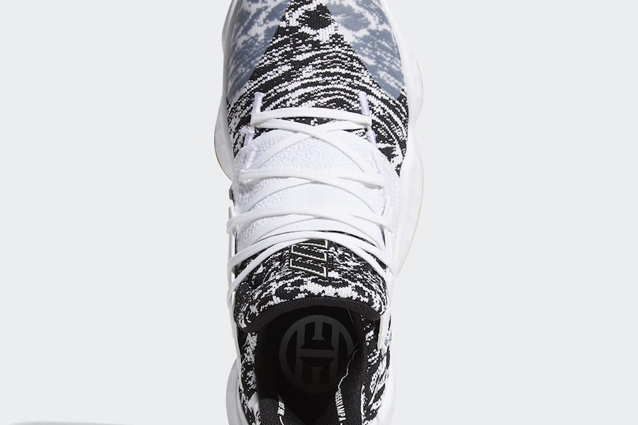 Adidas Harden Vol. 4 Cookie & Cream