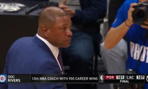 Doc Rivers 9 novembre