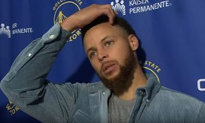 Stephen Curry 18 novembre