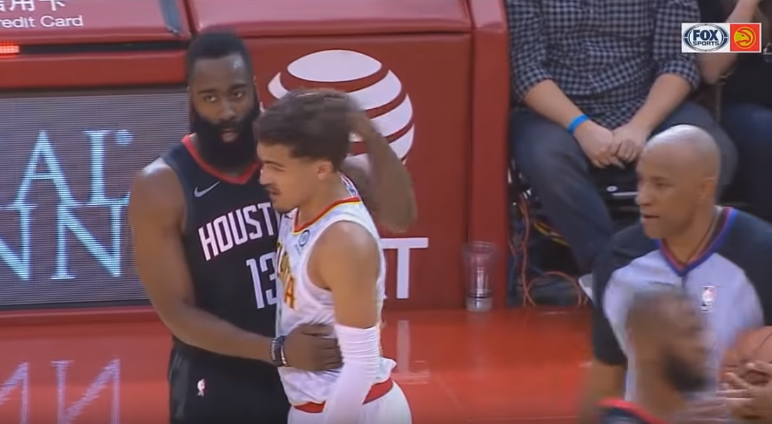 Trae Young James Harden