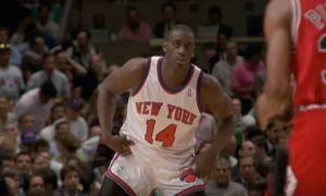 Anthony Mason -- Knicks