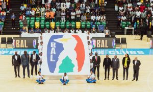 Basketball Africa League Logo