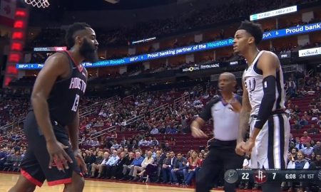 dejounte murray james harden