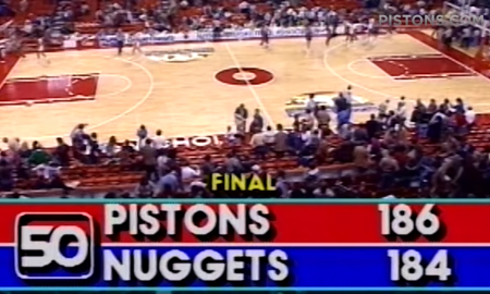 Pistons Nuggets