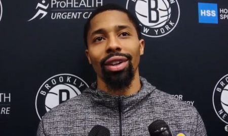 Spencer Dinwiddie 27 mars 2020