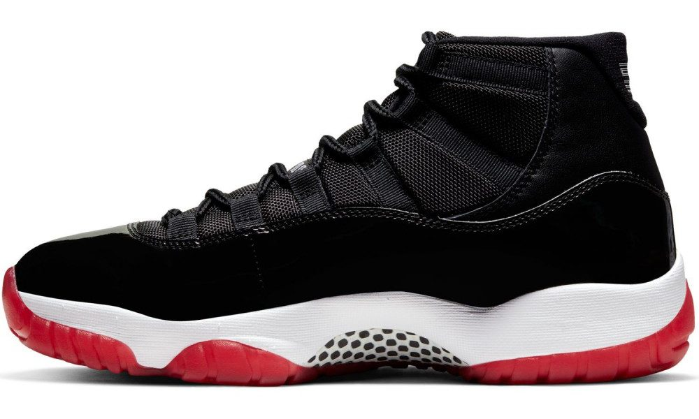 air jordan 11 noir rouge
