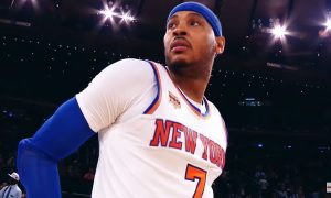 carmelo anthony knicks