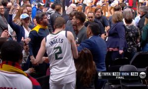 Joe Ingles 31 janvier 2020