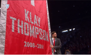 Klay Thompson Washington State Cougars