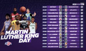 MLK Day BeIN Sports
