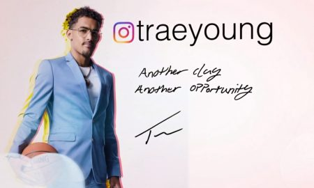 Trae Young 31 janvier 2020