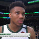 Giannis Antetokounmpo Milwaukee Bucks 23 Février 2020