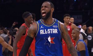 lebron all-star