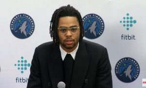 D'Angelo Russell wolves 4 mars 2020